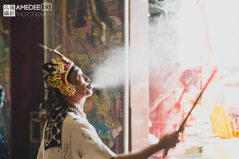 鳳山聖王堂開光典禮活動紀錄