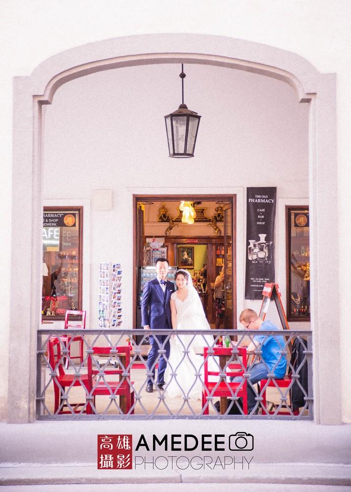 奧地利維也納婚紗攝影歐洲婚紗照