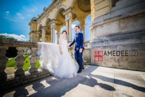 Win&Willy維也納婚紗攝影