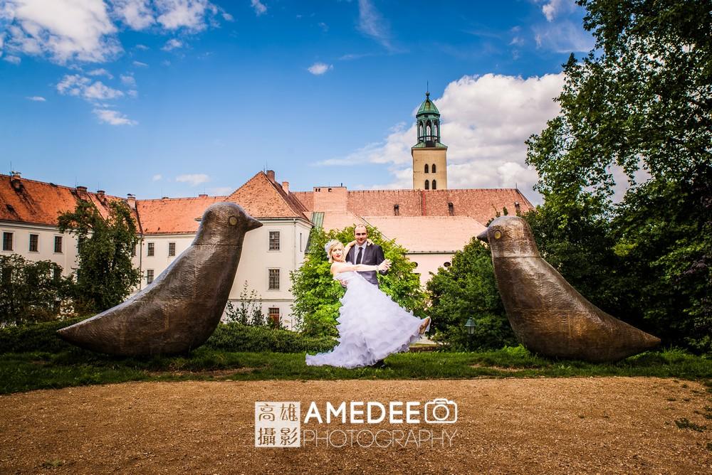 捷克婚紗攝影, 海外婚紗攝影