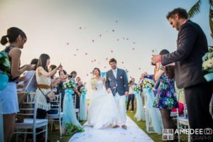 Vanessa & Travis在西子灣的婚禮紀錄