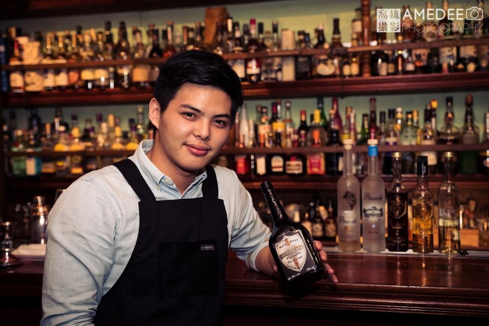 台南TCRC酒吧調酒商品情境照