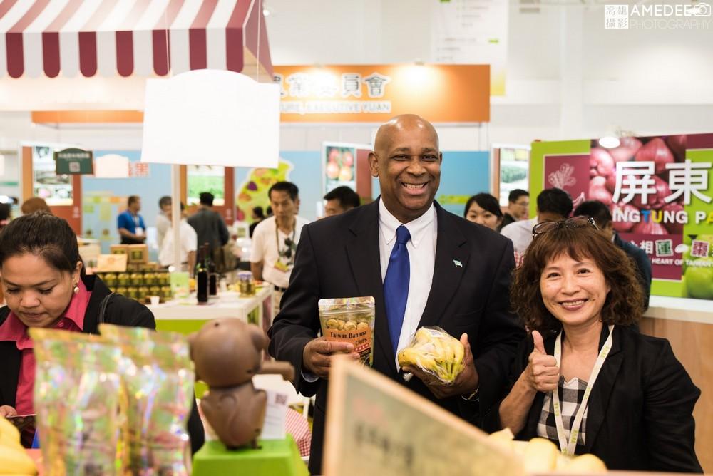 貿有展覽台灣國際蔬果展活動紀錄