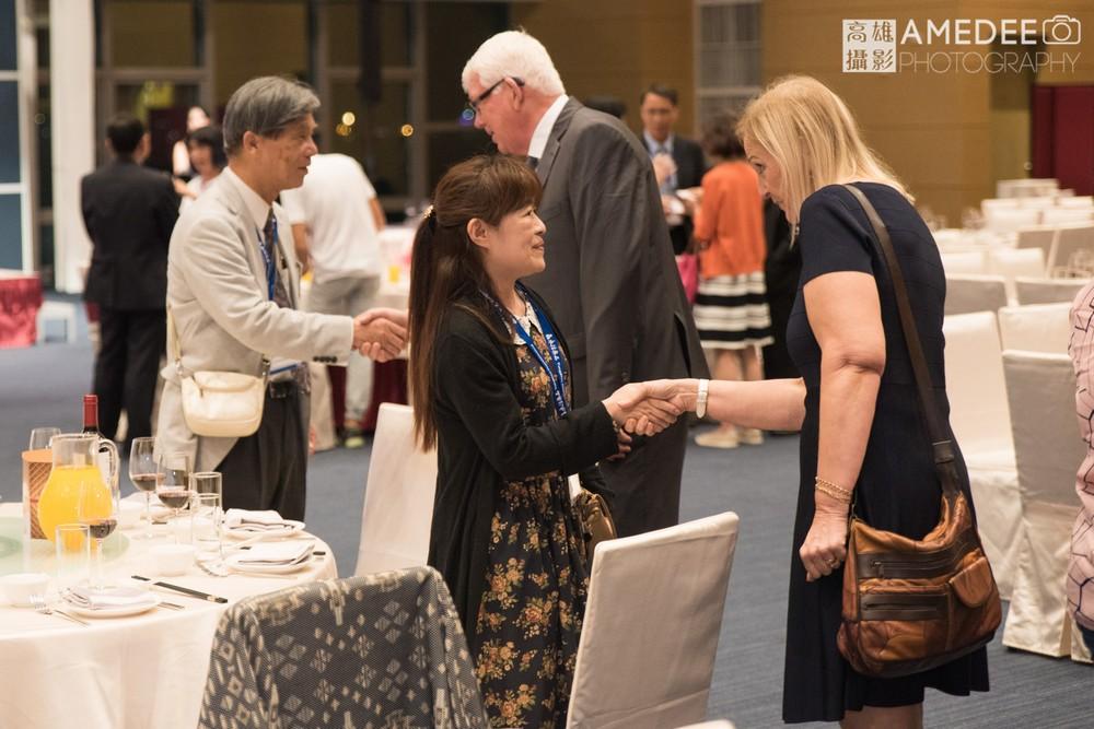 高雄展覽館世界健康大會晚宴活動紀錄