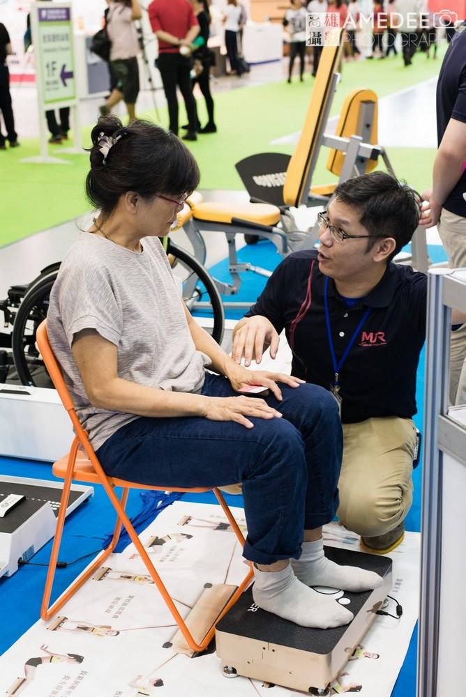 高雄展覽館亞洲樂齡智慧生活展活動紀錄
