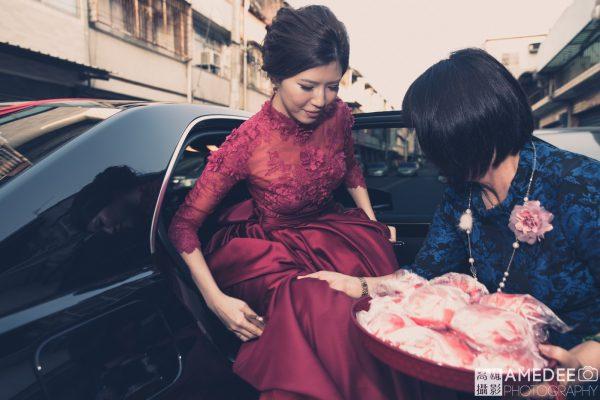 柏廷&姿蓓在台南的結婚儀式+喜宴攝影