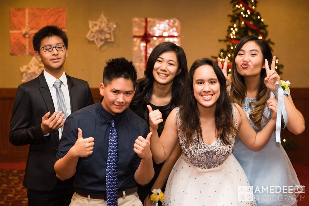 馬禮遜美國學校聖誕派對活動紀錄