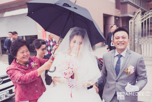 子雅的迎娶宴客婚禮攝影