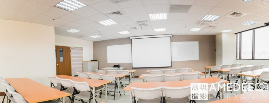 教室空間攝影