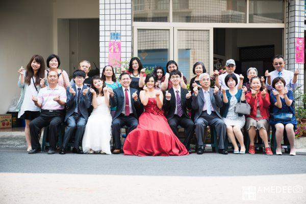 瑋萍&尚祐的文定婚禮攝影