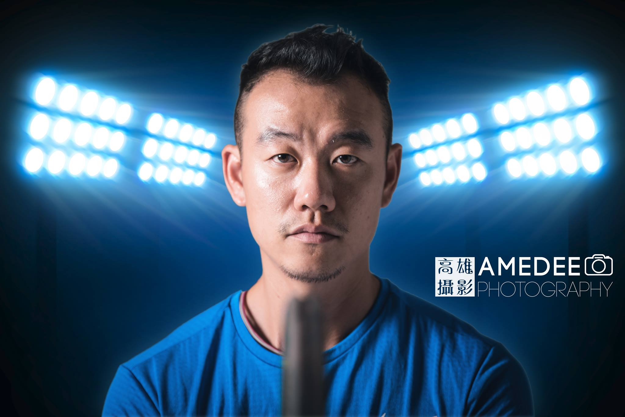 網球選手王宇佐形象照