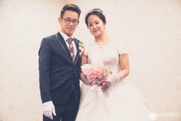 有智&于婷在海寶國際大飯店的婚禮攝影