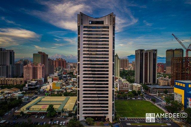 高雄巴巴事業大樓空拍攝影