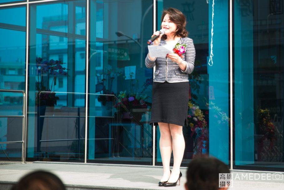 克瑞電子中國區總裁Michelle
