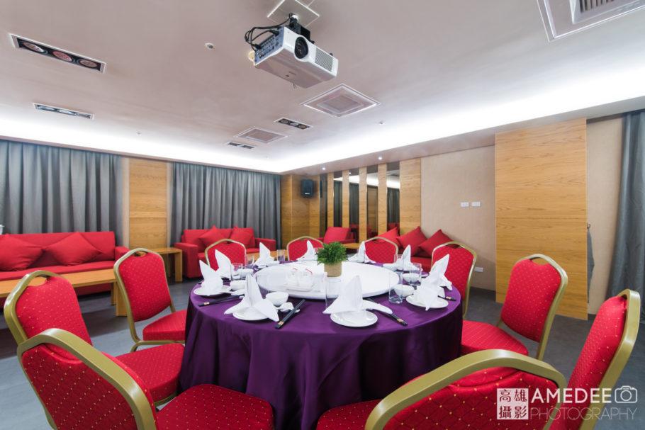 哲園學產文教會館飯店宴會廳