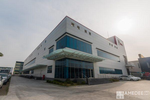 克瑞電子股份有限公司高雄廠區空間攝影