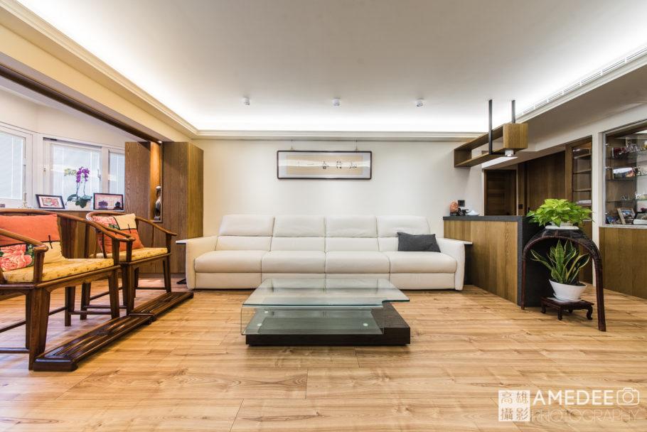 客廳空間攝影