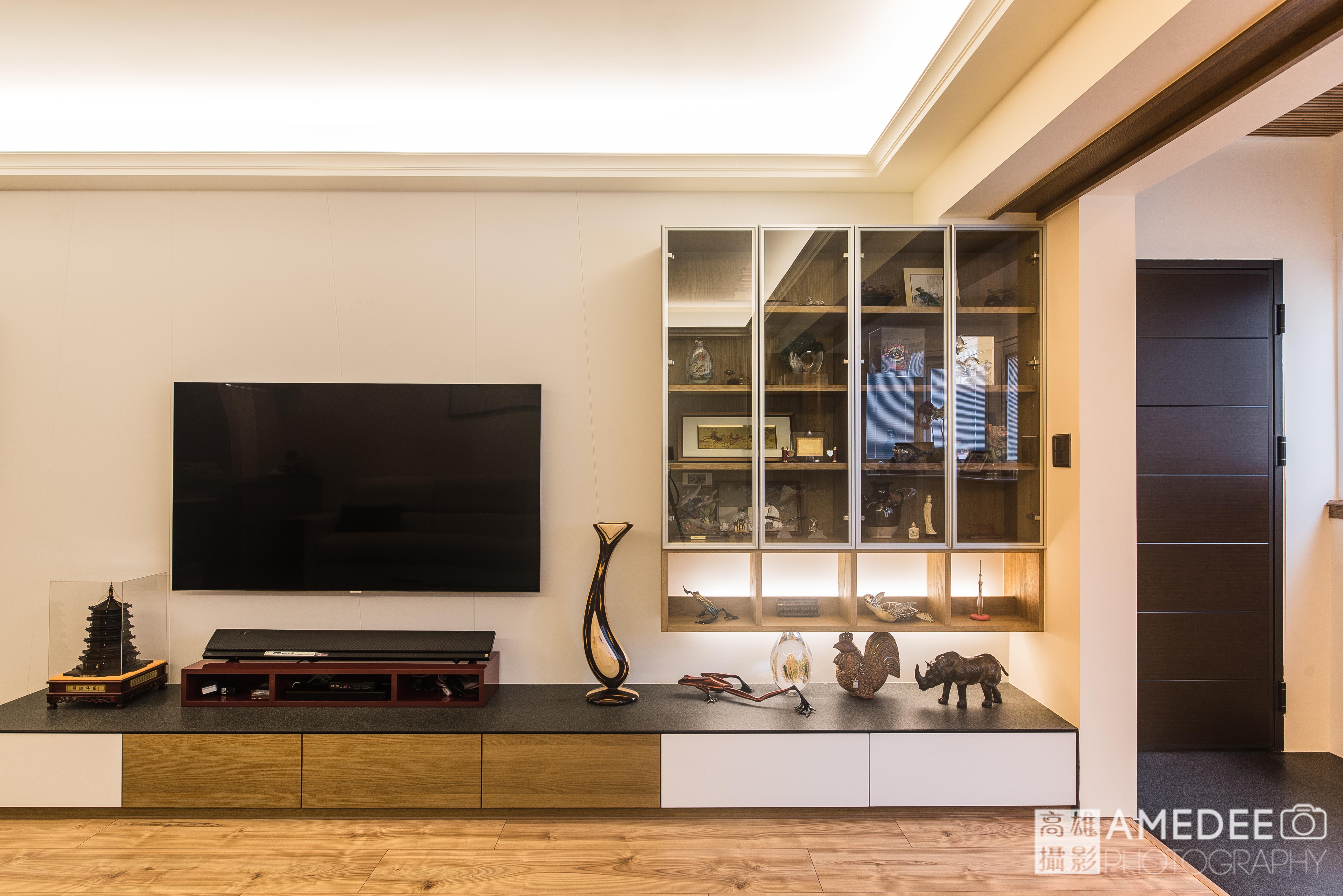 原新空間設計在苓雅孫宅室內空間攝影