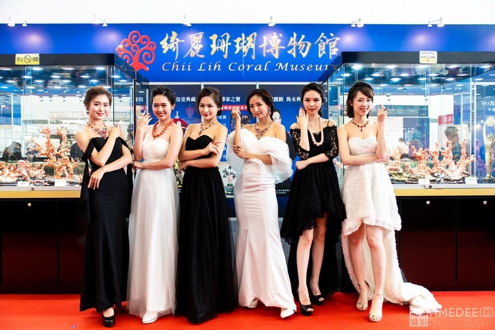 高雄展覽館綺麗珠寶展活動攝影