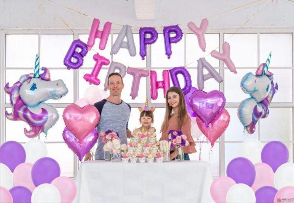 Amazon網路購物生日派對組情境商品攝影