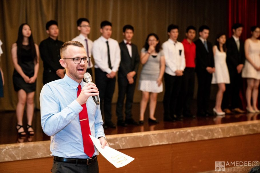 高雄馬禮遜美國學校畢業典禮活動攝影