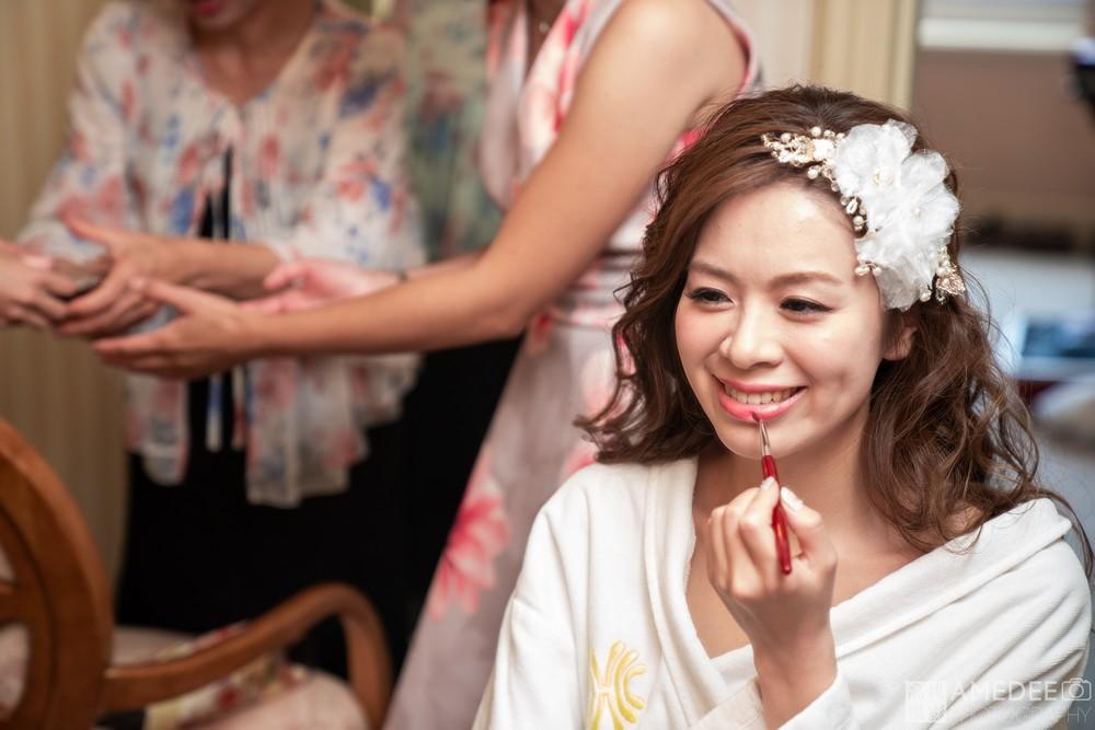 奕帆&愛子在漢來大飯店婚禮攝影