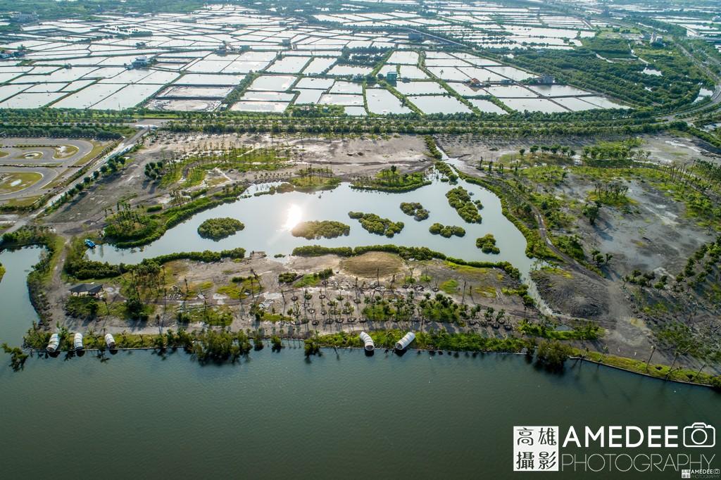 星火燎原公司-屏東縣-東港-大鵬灣地景空拍-攝影