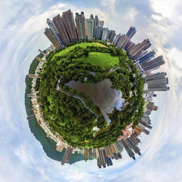360度空拍全景攝影-高雄攝影