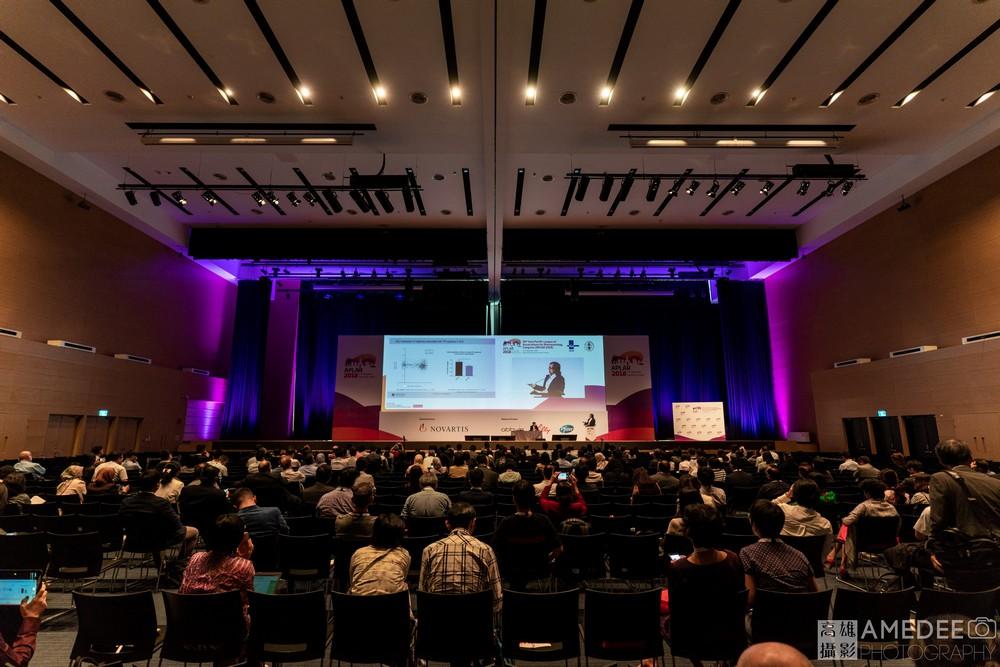 高雄展覽館亞太風濕病醫學會議活動攝影