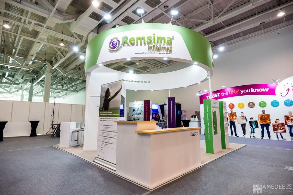 高雄展覽館Remsima展覽設計佈置空間攝影