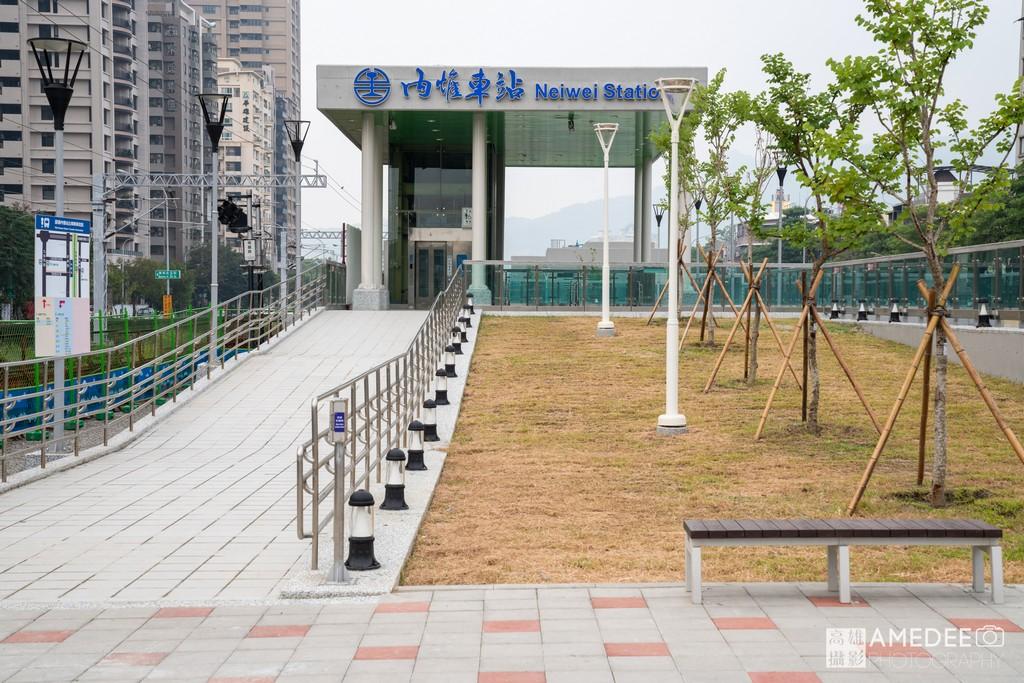 內惟火車站空間攝影