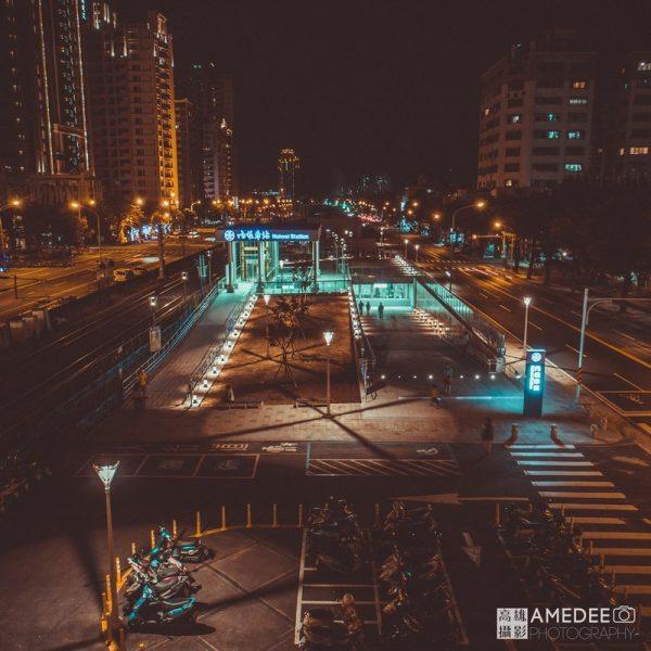 內惟.左營舊城火車站空間空拍攝影