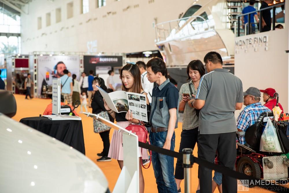 高雄展覽館頂級生活展活動攝影