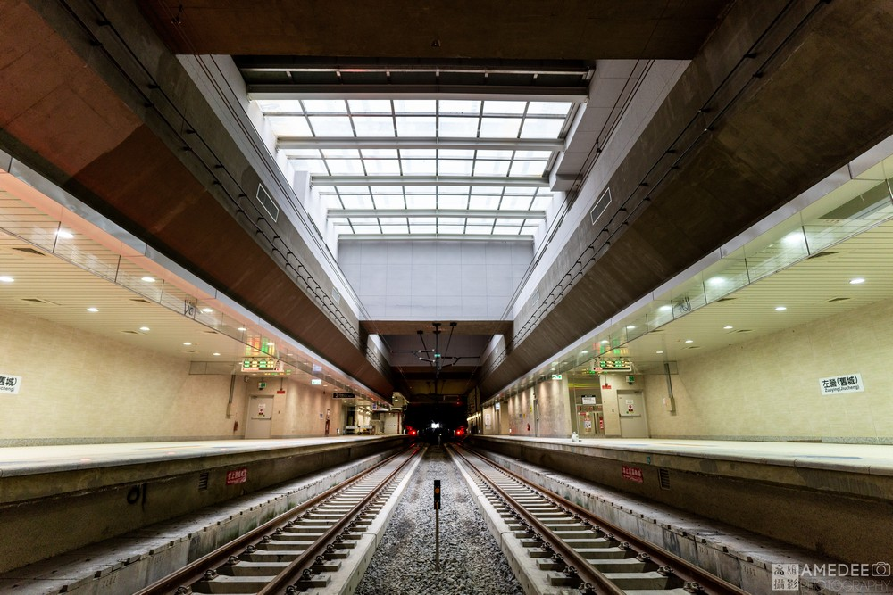 左營舊城火車站空間、360度全景、空拍攝影