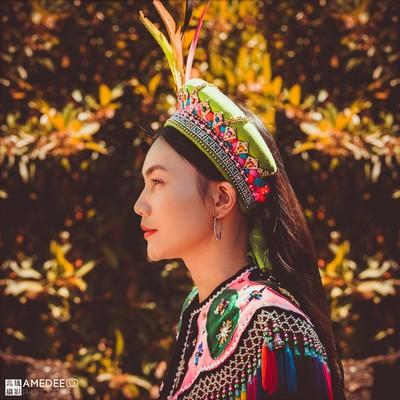 台東宜灣阿美族豐年祭人像拍攝