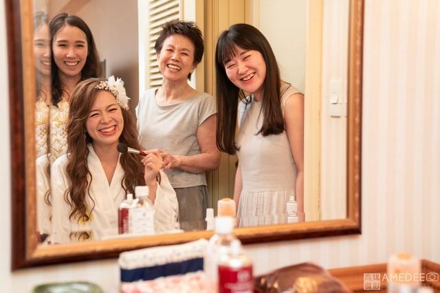 奕帆&愛子在漢來大飯店-婚禮攝影