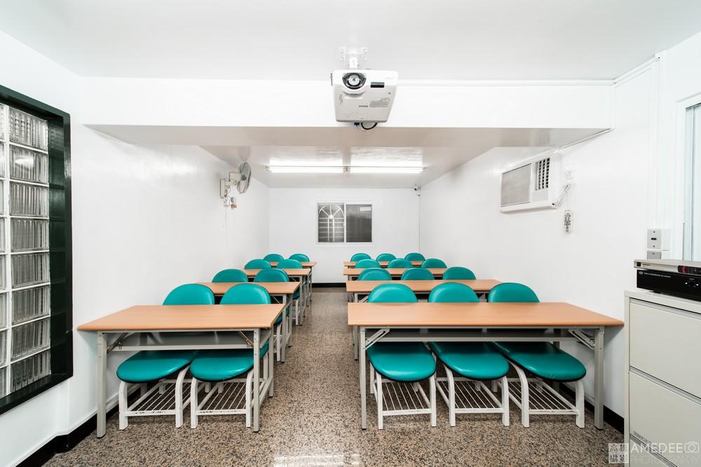 歐美加國際培訓有限公司教室空間攝影