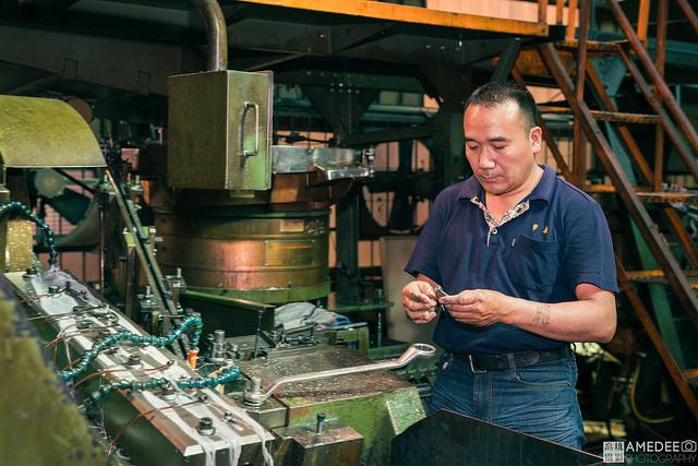 螺絲廠商品情境攝影