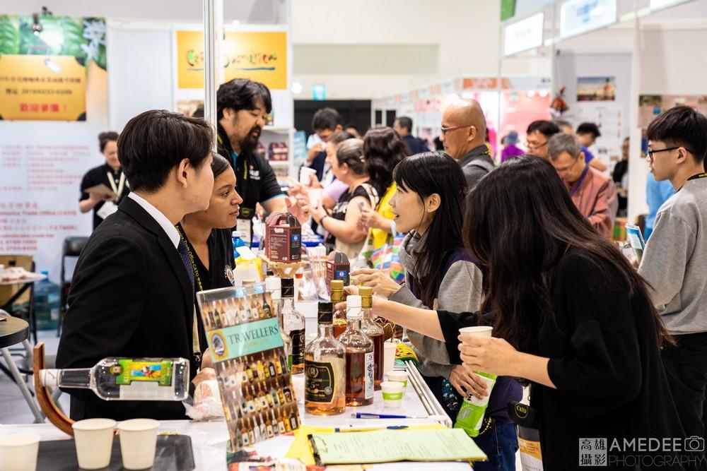 貿有展覽在高雄展覽館台灣國際農業週活動攝影