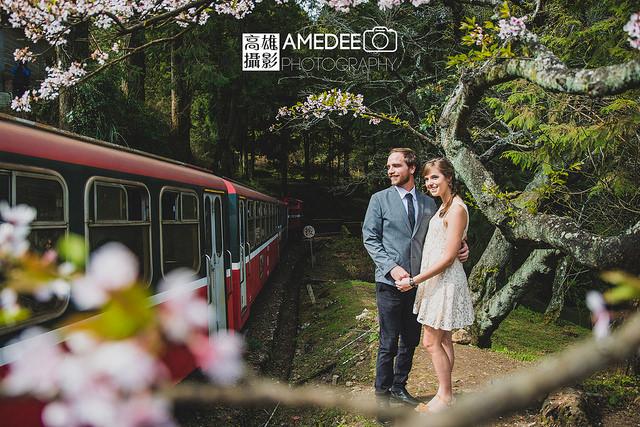 阿里山婚禮攝影