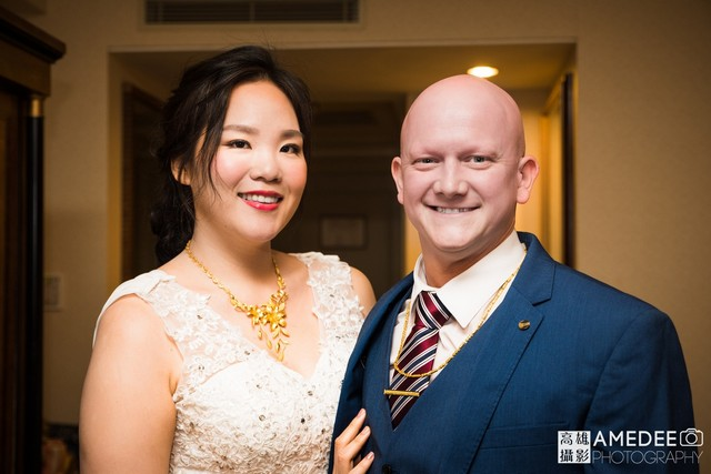 Grace&Matt在漢來大飯店的婚禮攝影