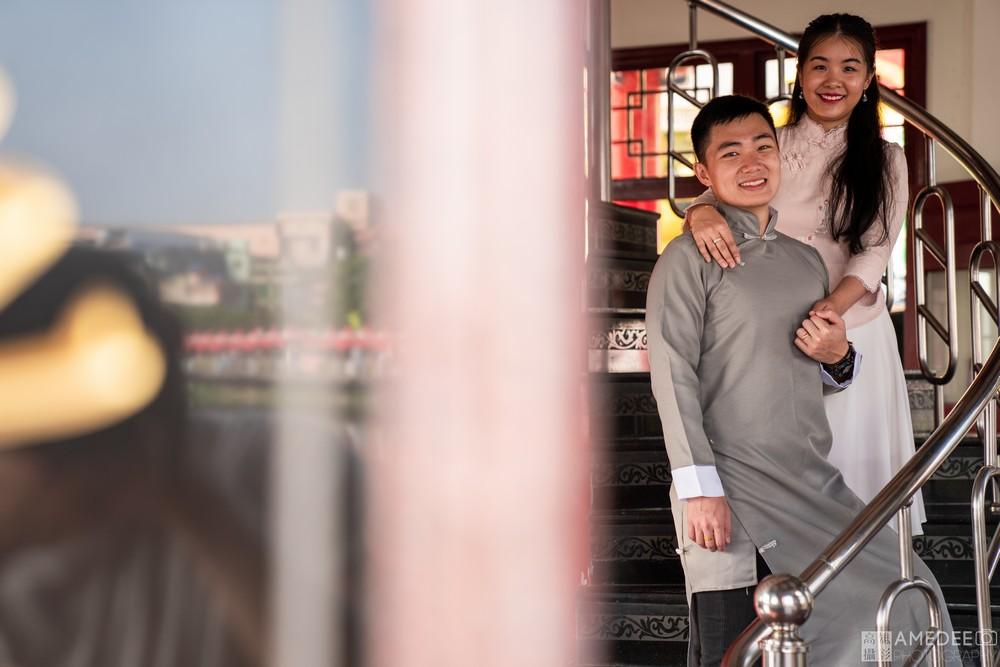 Zhihao&Huiming's蓮池潭外拍人像攝影