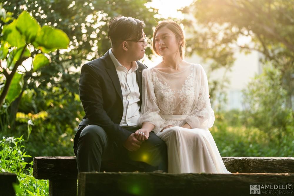 Tatami&Chloe在仁欣莊園的婚紗攝影