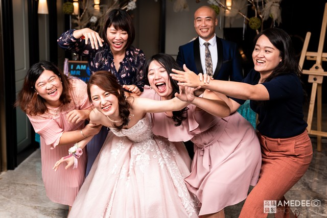 元徽&宜潔在麗尊酒店婚禮攝影