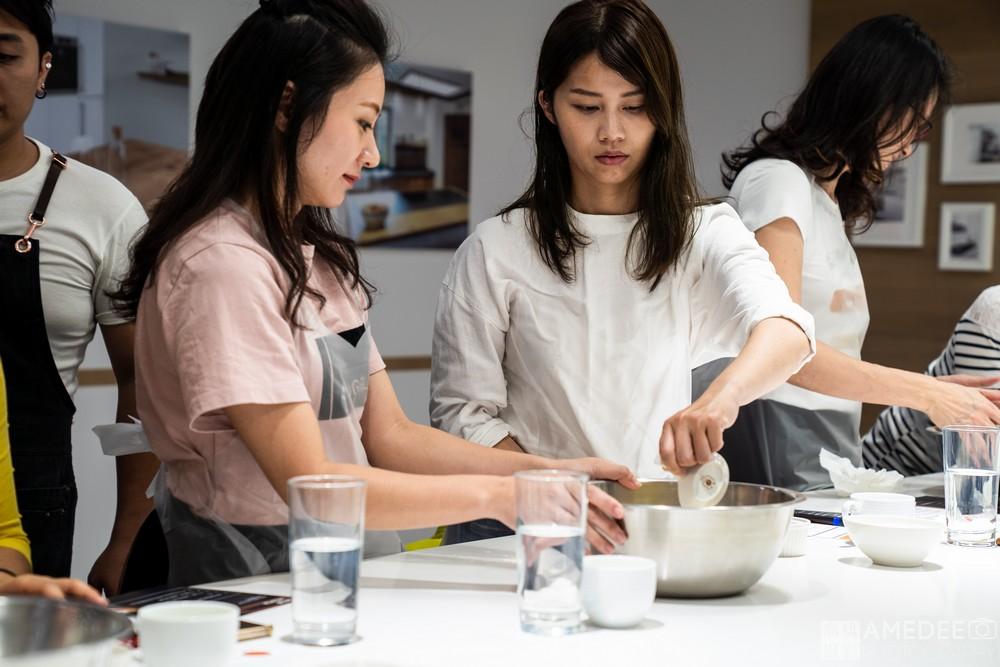 Bosch家電披薩烘焙料理課活動攝影