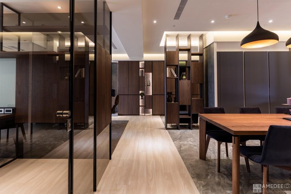 木.目室內設計堅山涵仰建案空間攝影