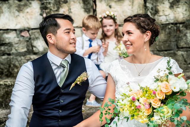 Mark & Emmilyn在台北Aroma Cafe的婚禮攝影公園類婚紗