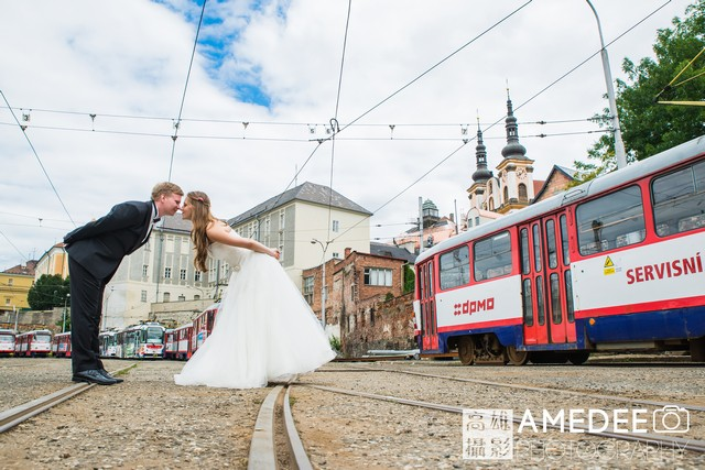 P&J捷克婚紗攝影
