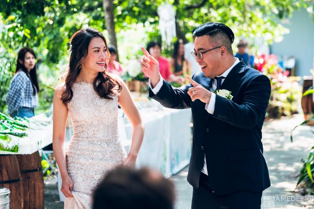 Tatami&Chloe在仁欣莊園的婚禮攝影
