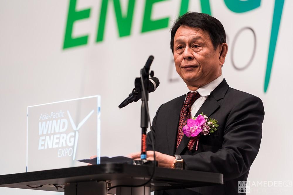 安益集團凃建國總裁致詞